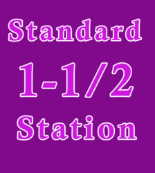 Standard 1-1/2
